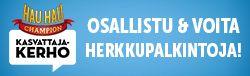 HHC Kasvattajakerho-banneri